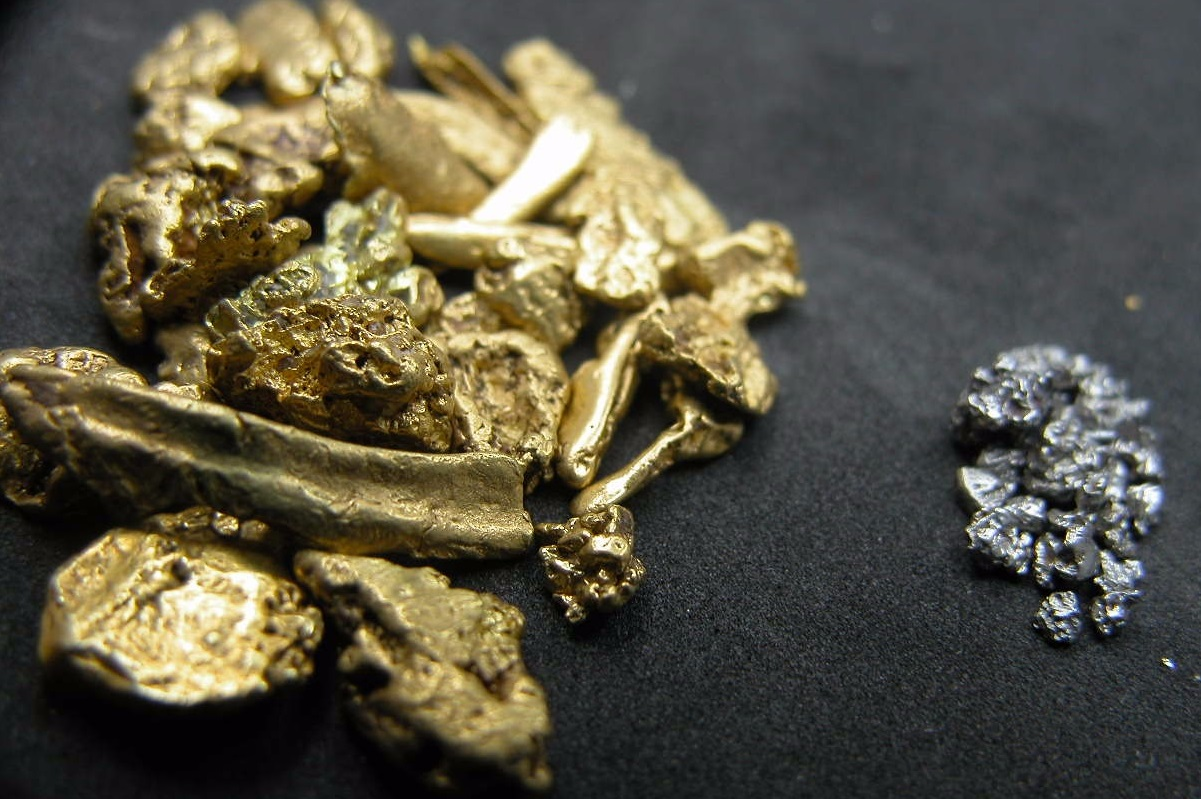 Gold Nuggets and Platinum Nuggets