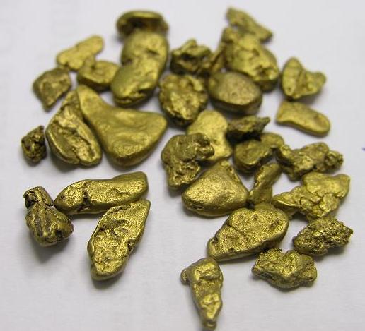 Eureka Gold Sands